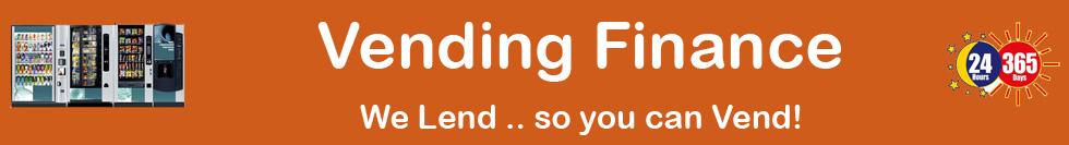 Vending Finance